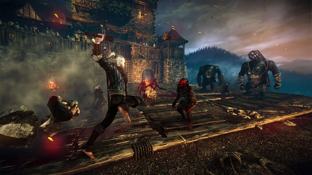 Bild von The Witcher 2 : Assassins of Kings - Xbox 360 Reveal Teaser