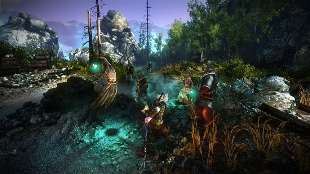 The Witcher 2 : Assassins of Kings - Xbox 360 Reveal Teaser 이미지