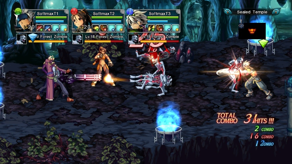 Image from Dungeon Fighter Live: Fall Of Hendon Myre Trailer