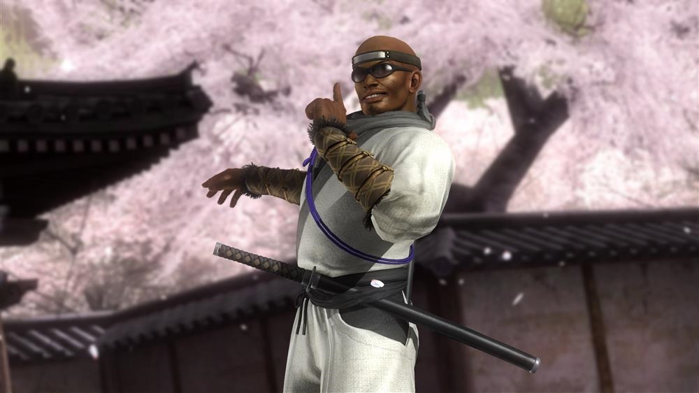 Image from DOA5LR Ninja Clan 2 - Zack