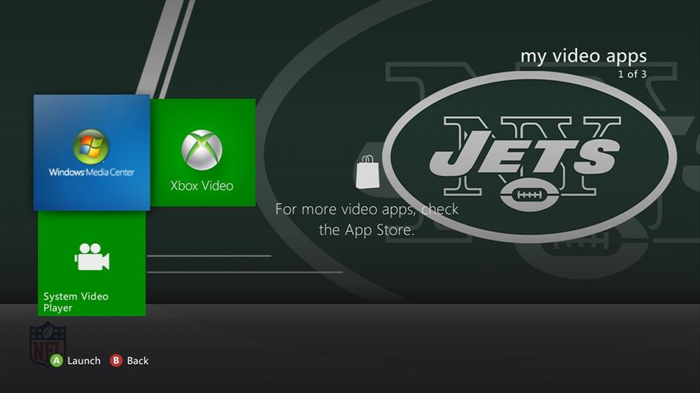 Image de NFL - Jets Rush Theme