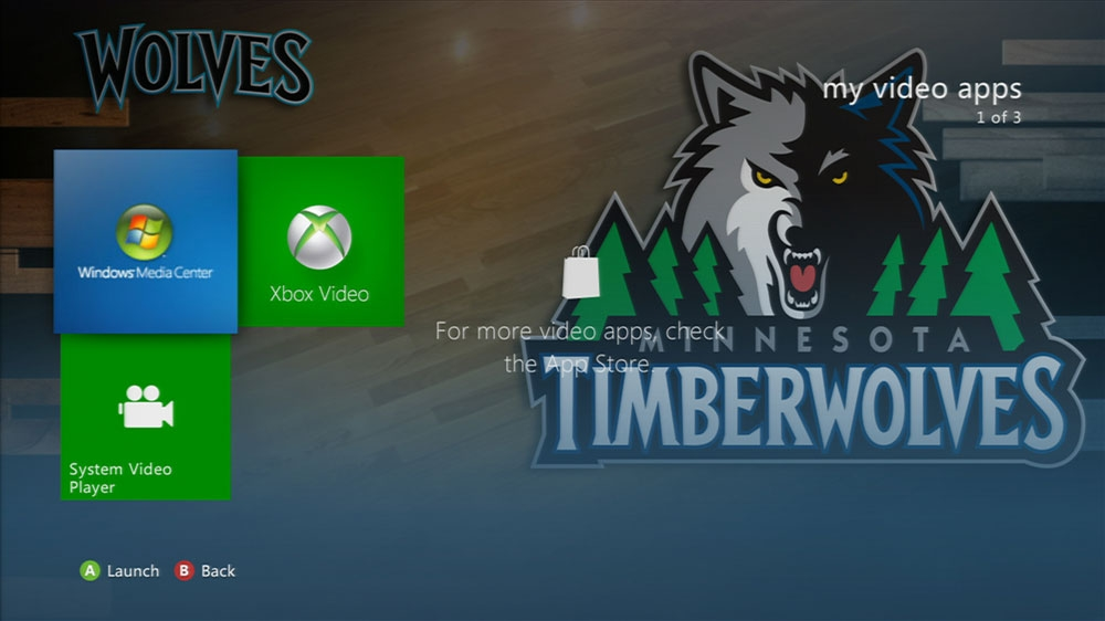 Image de NBA: Timberwolves Game Time