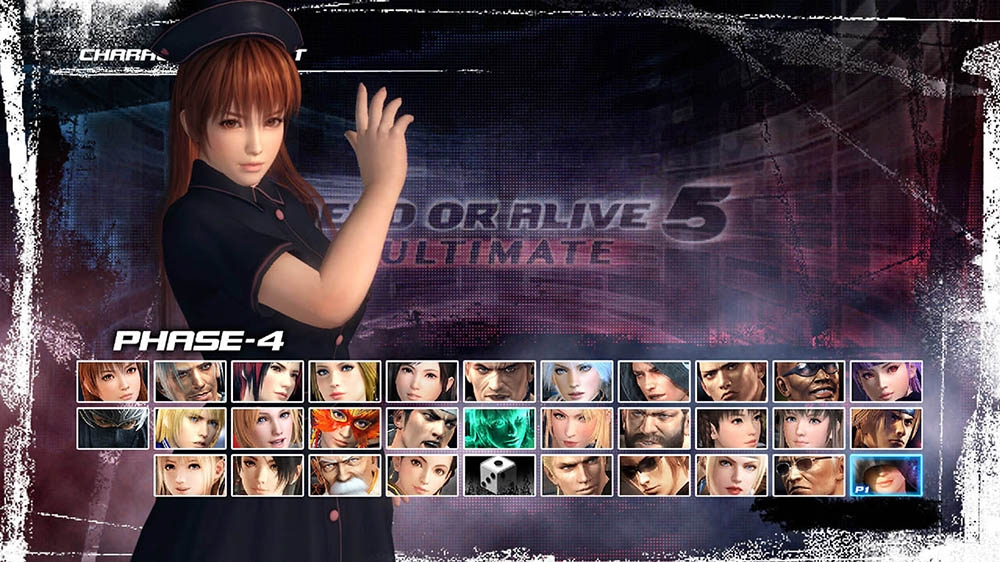 Image from Dead or Alive 5 Ultimate Phase 4 Nurse Costume