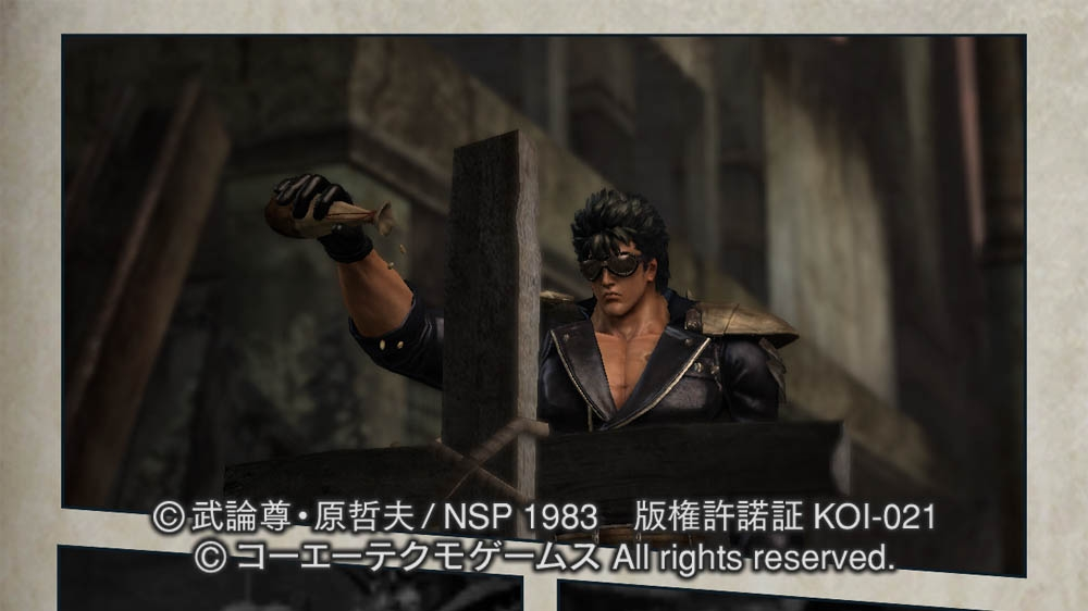 Image from Kenshiro - Land of Shura Costume (Manga version)