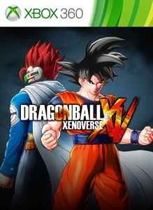 Pack de compatibilité 1 de Dragon Ball Xenoverse
