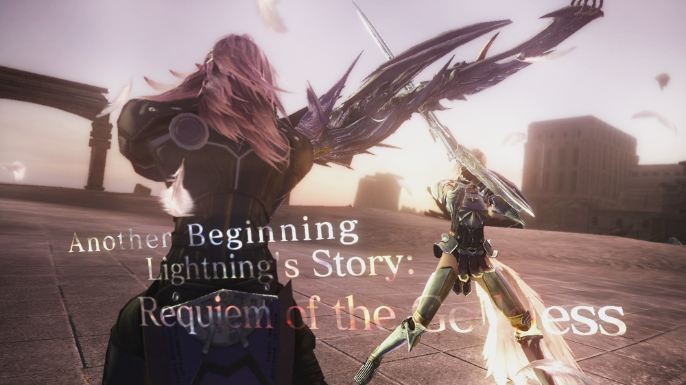 Bilde fra Lightning: Requiem of the Goddess