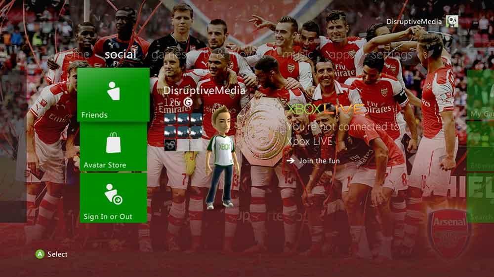 Image de Arsenal FC Theme II