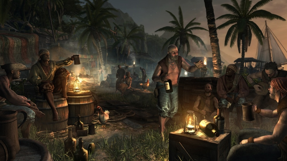 Image de Assassin's Creed 4 Black Flag | Trailer officiel E3
