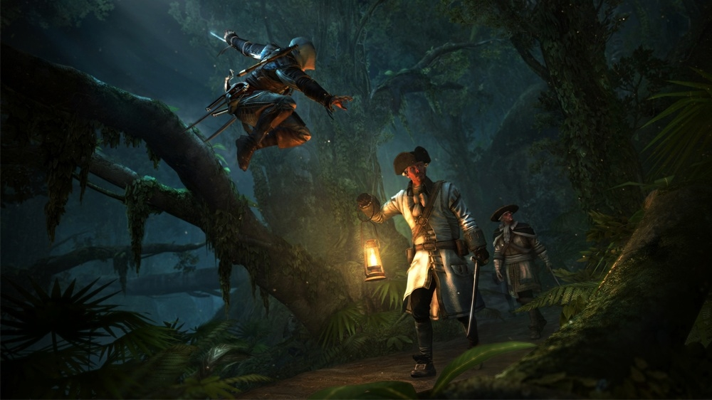 Image from Assassin's Creed 4 Black Flag | E3 Official Trailer