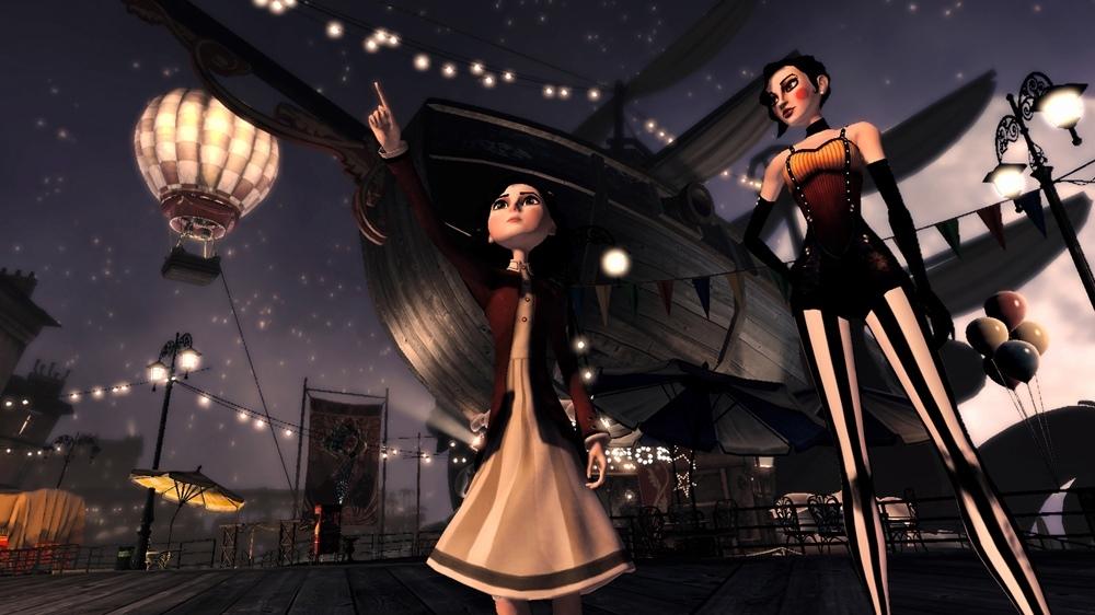 Imagen de CONTRAST - Music Trailer