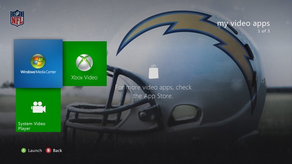 Image from NFL -  Chargers Helmet Theme