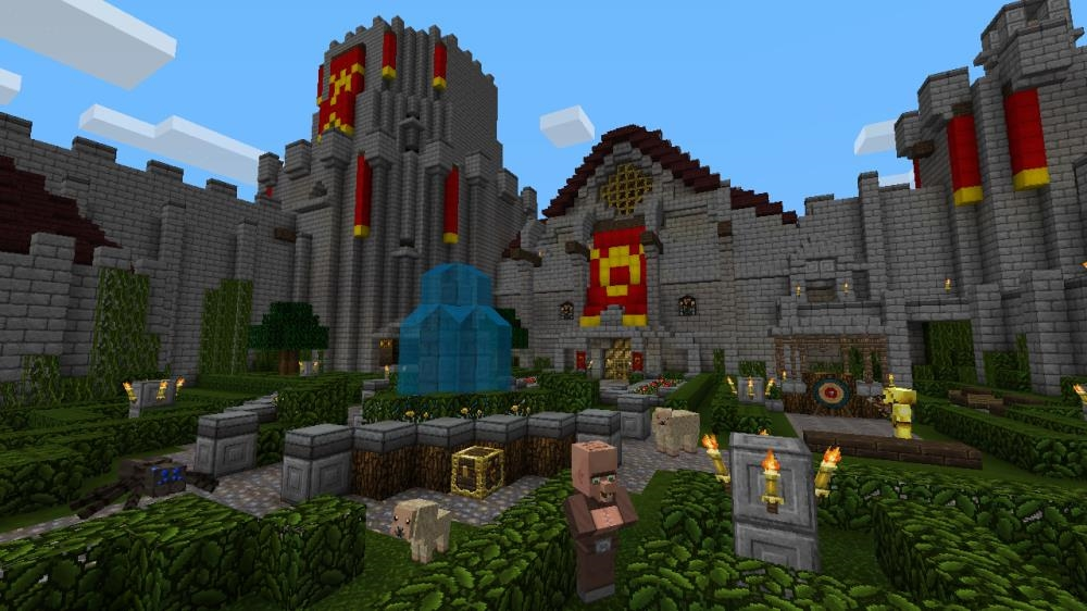 Image from Minecraft Fantasy Texture Pack