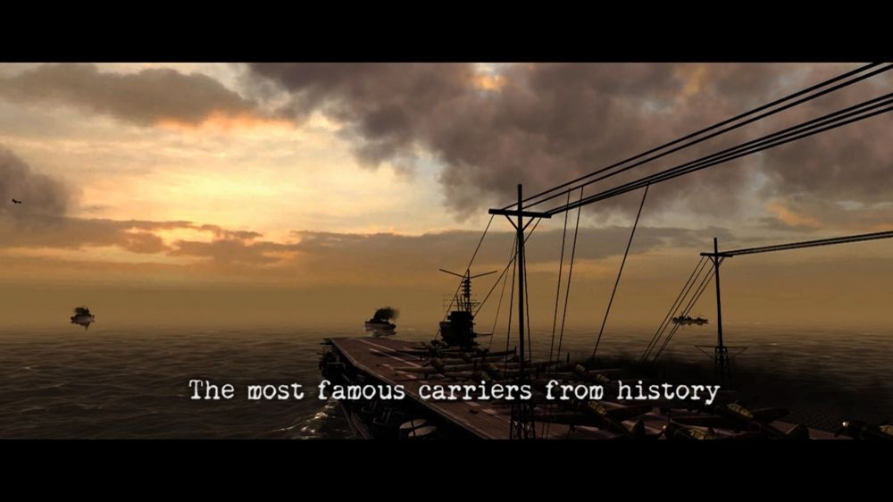 Immagine da Air Conflicts: Pacific Carriers - Game Trailer