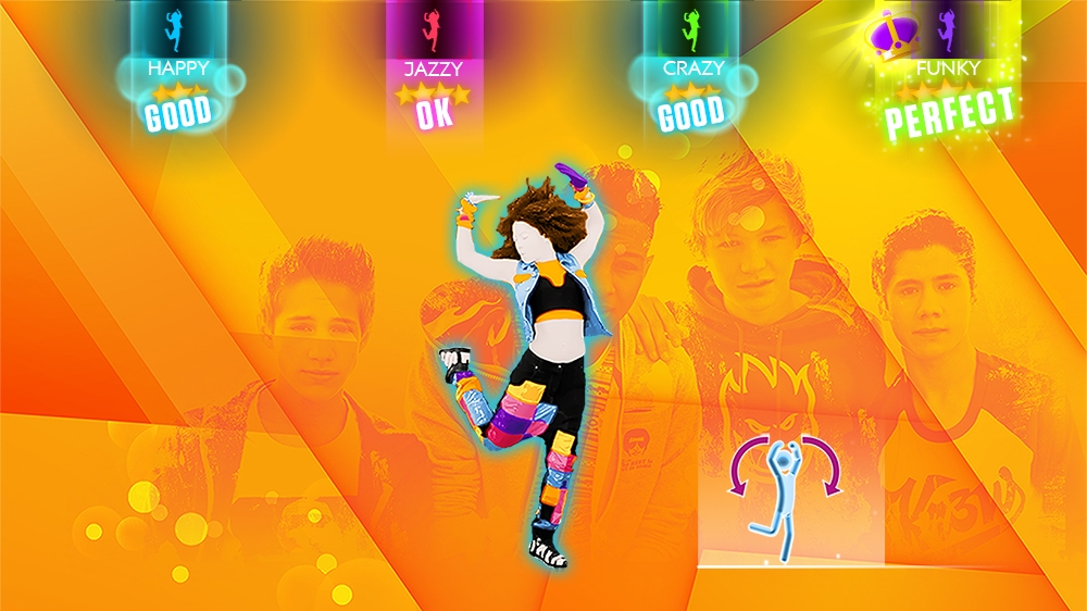 "Image de Just Dance®2014 ""My Main Girl"" by MainStreet"