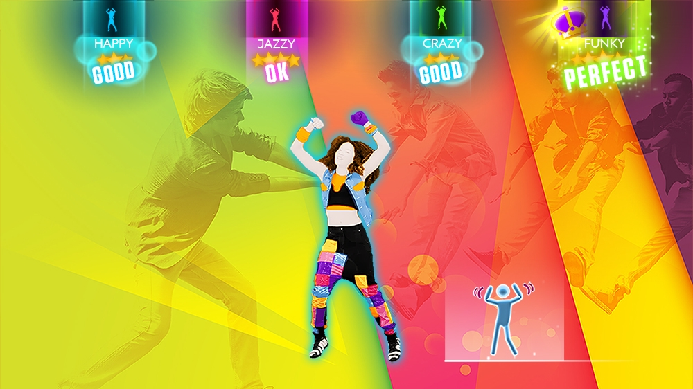 "Image from Just Dance®2014 ""My Main Girl"" by MainStreet"