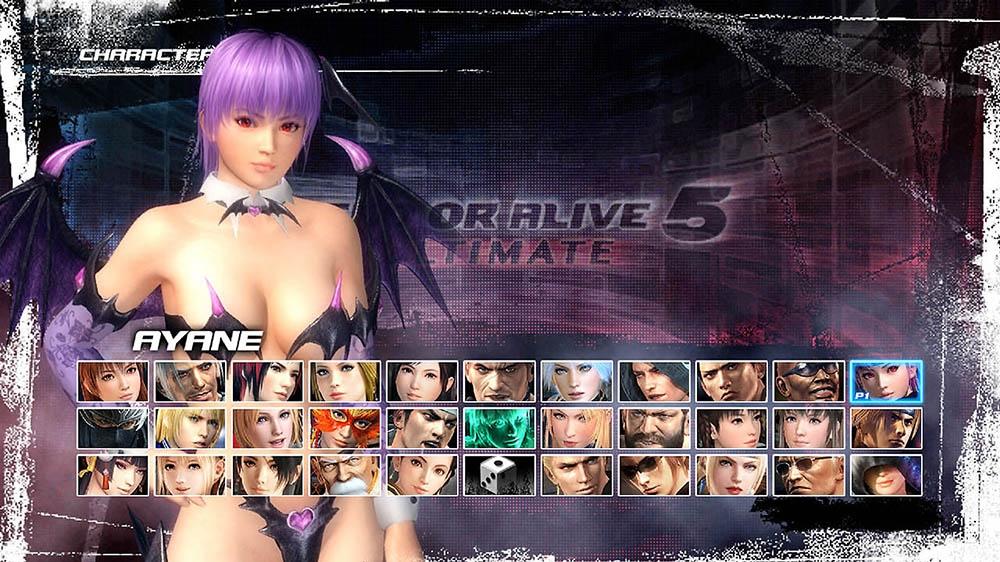 Image de Dead or Alive 5 Ultimate - Halloween Ayane 2014