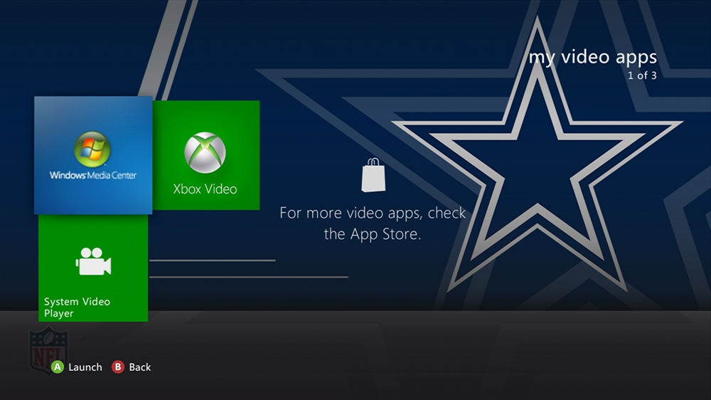Image de NFL - Cowboys Rush Theme