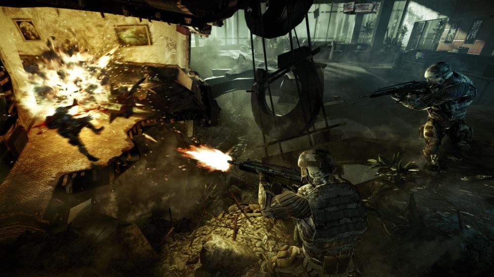 Bild von Crysis 2 – Sei schnell