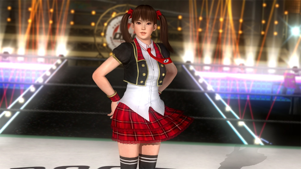 Image from Pop Idol Leifang