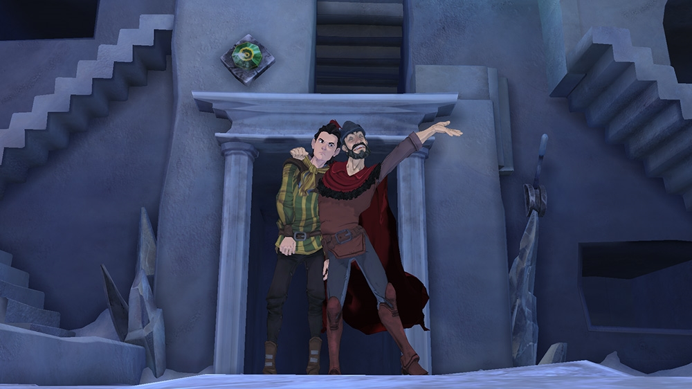 Image de King's Quest - Chapter 4: Snow Place Like Home