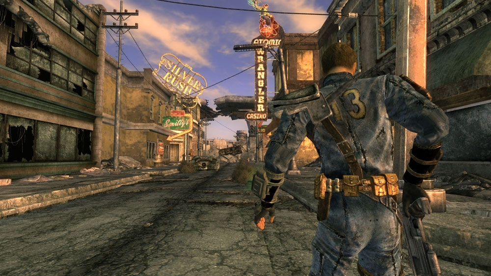Imagen de Fallout: New Vegas - Courier's Stash (SPANISH)