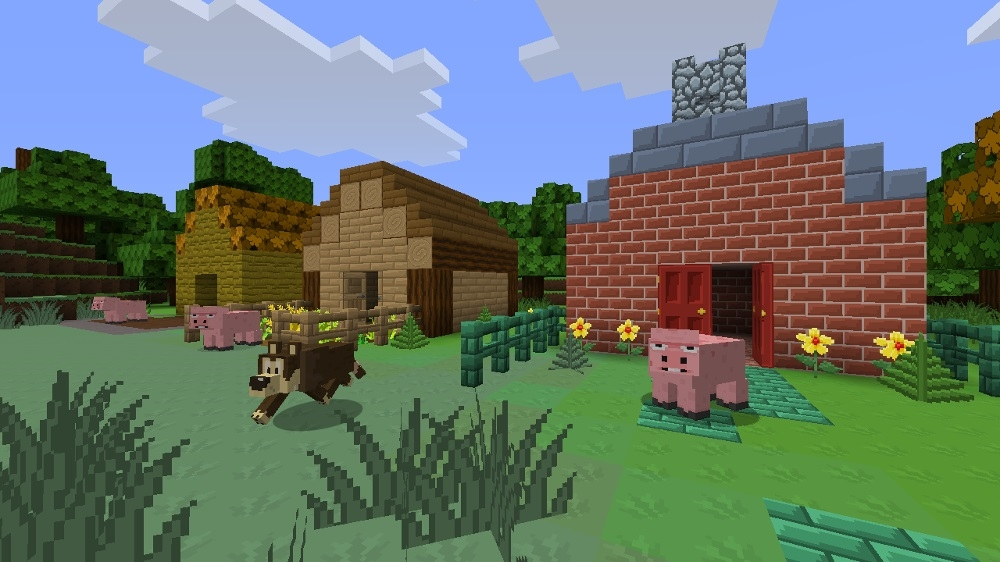 Image from Minecraft Cartoon Texture Pack (Trial)