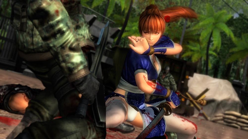 Image from NINJA GAIDEN 3: Razor's Edge Online Pass