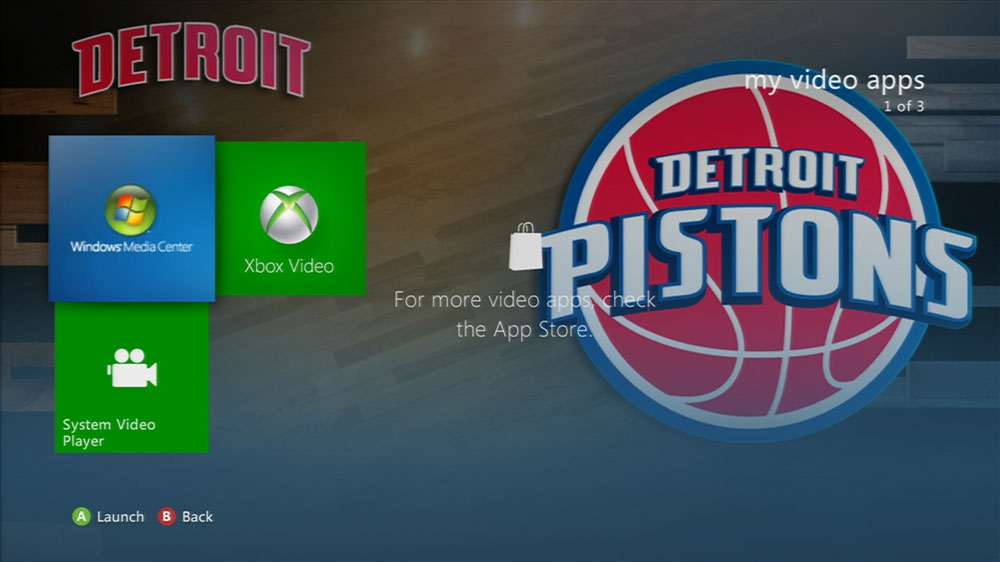 Image from NBA: Pistons Game Time