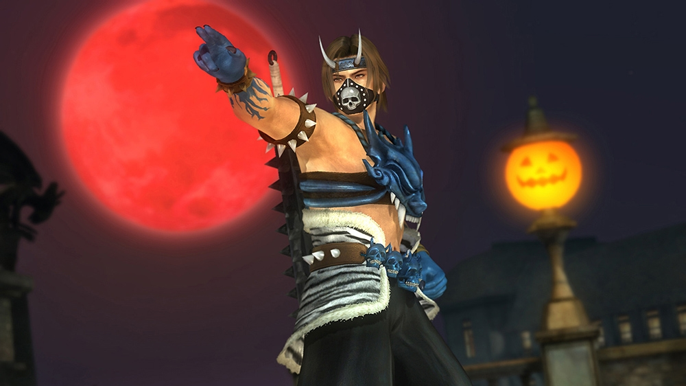 Image de Dead or Alive 5 Ultimate - Halloween Hayate 2014