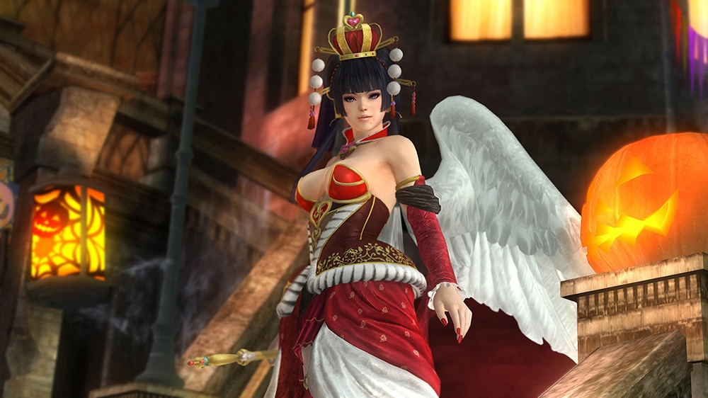 Image de Dead or Alive 5 Ultimate - Halloween Nyotengu 2014