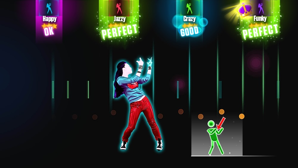 "Image from Just Dance 2015 - ""I Need Your Love"" by Calvin Harris Ft. Ellie Goulding"