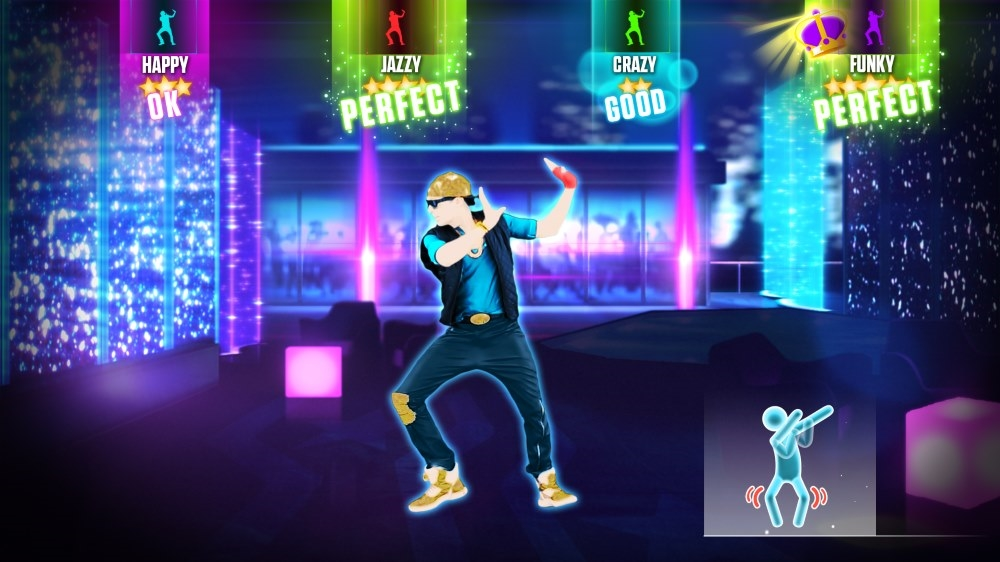 "Image from Just Dance 2015 - ""Kiss Kiss"" by Prince Royce"