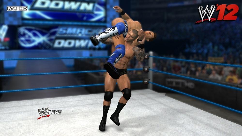 Image from WWE '12 Fan Axxess