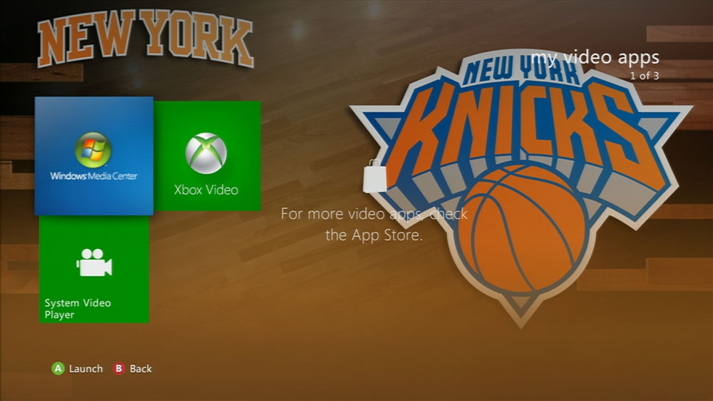 Image de NBA: Knicks Game Time