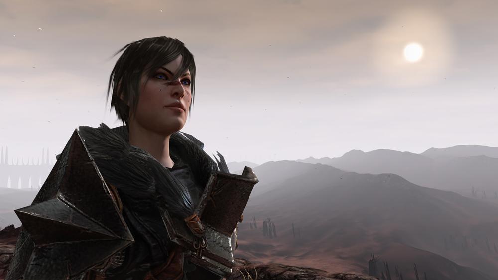 Imagen de El tema de lujo de Dragon Age II