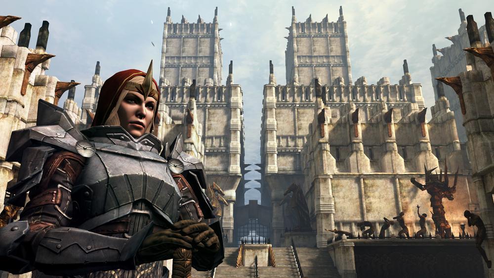 Image de Thème Premium Dragon Age II