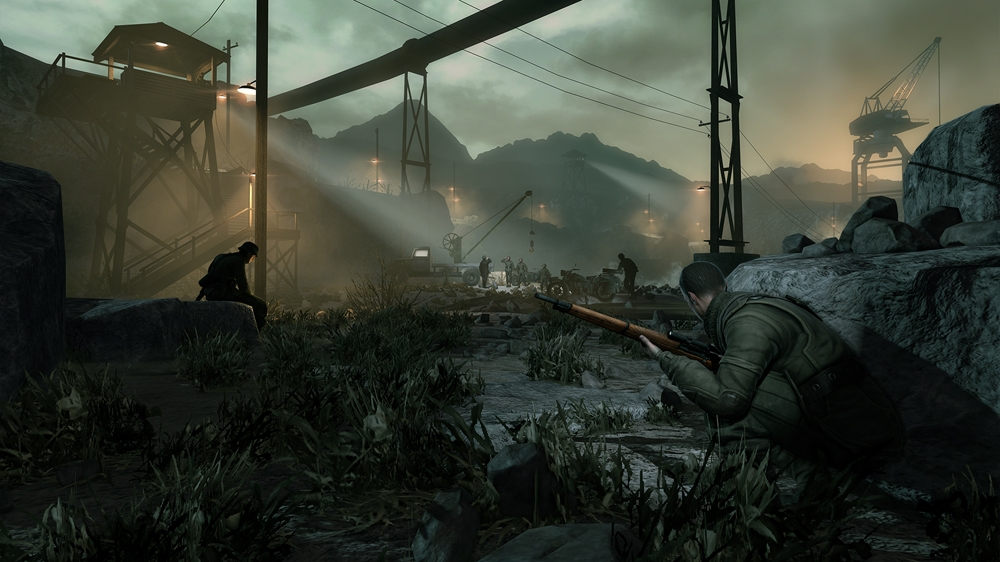 Image from Sniper Elite V2 Launch Trailer