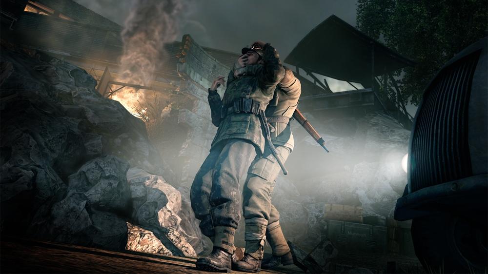 Image from Sniper Elite V2 Launch Trailer