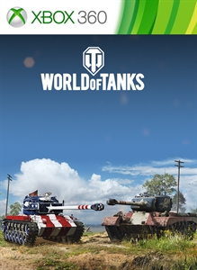 World of Tanks - Star Spangled Duo