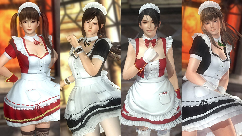 Image de Dead or Alive 5 Ultimate - Catalogue de tenues 16