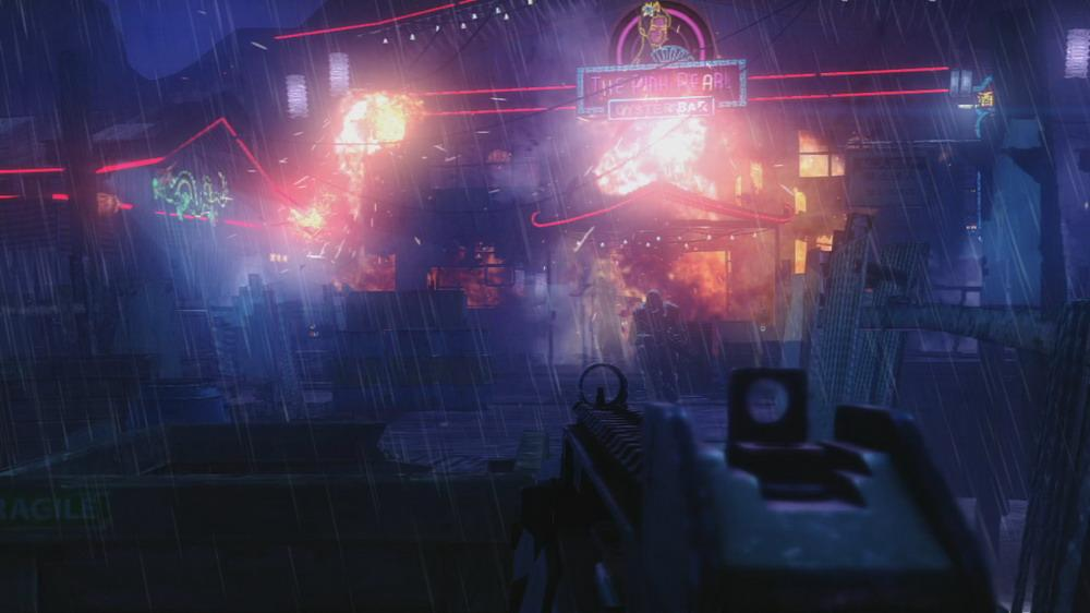 Image from Bodycount E3 Trailer