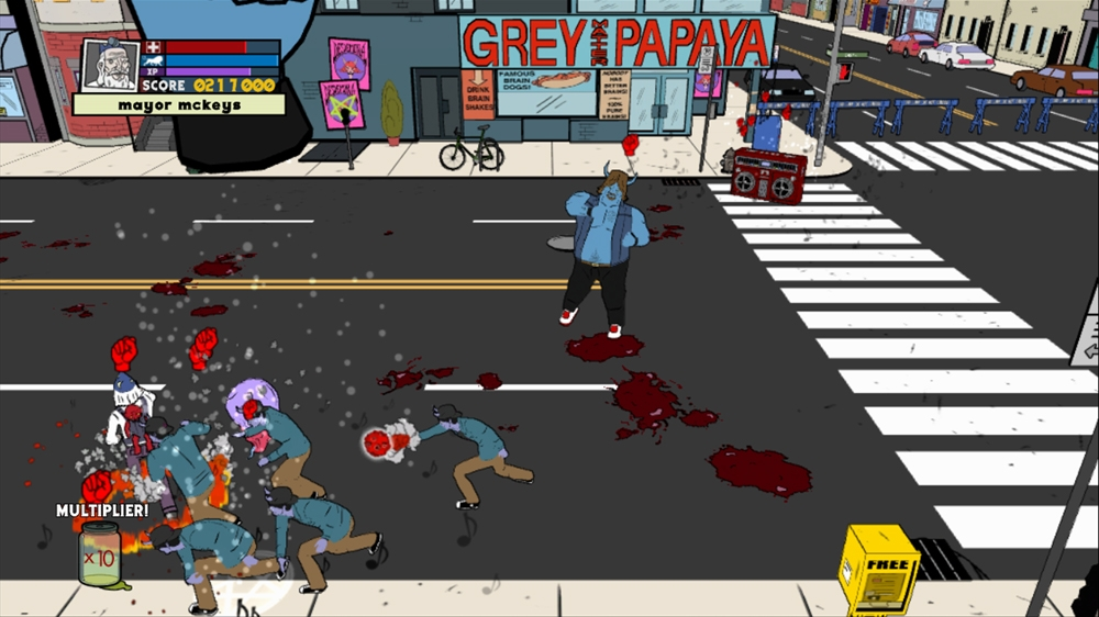 Image from Ugly Americans - Randall's Misadventures