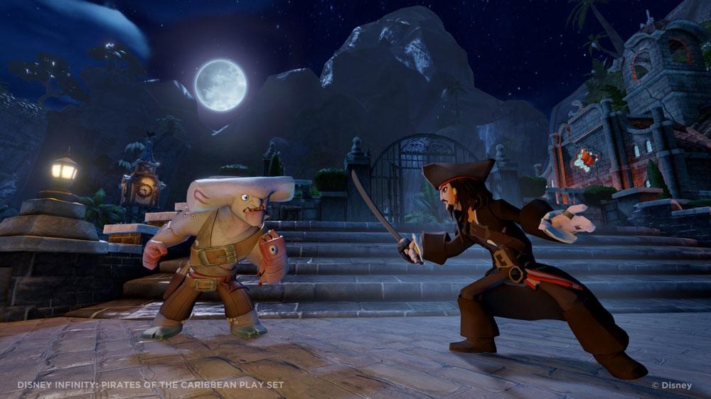 Image de Quand le capitaine Jack Sparrow rencontre Tonto