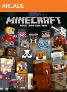 Pack de skins Guerriers & Bêtes Minecraft2