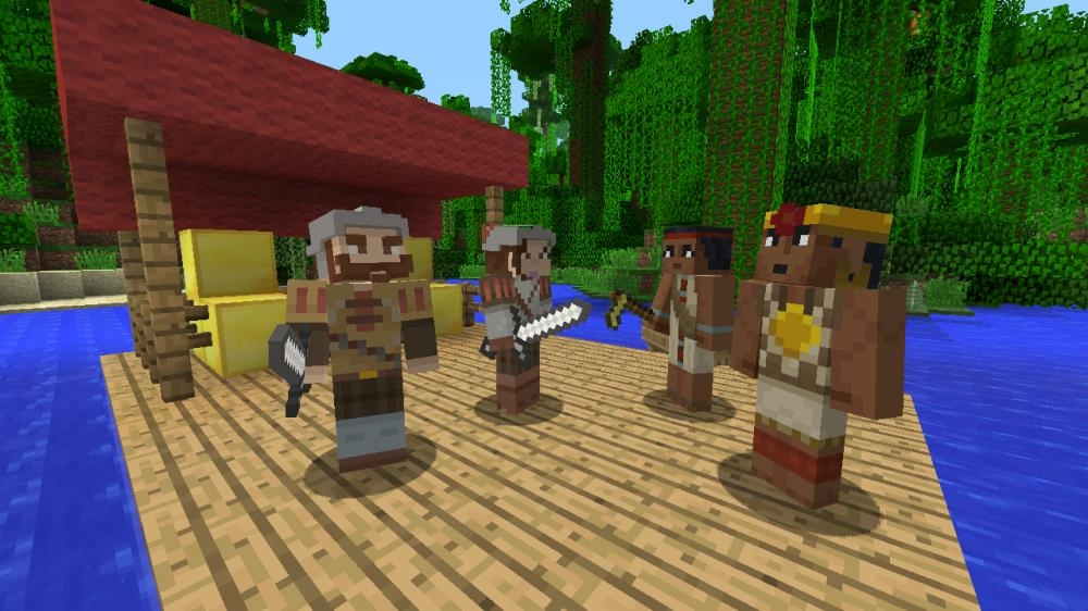 Image from Minecraft Battle & Beasts 2 Skin Pack
