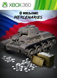 World of Tanks - Ace Commander Starter Kit
