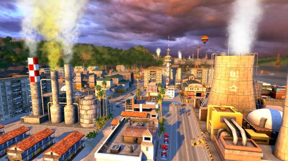 Bilde fra Tropico 4 - Teaser-Trailer