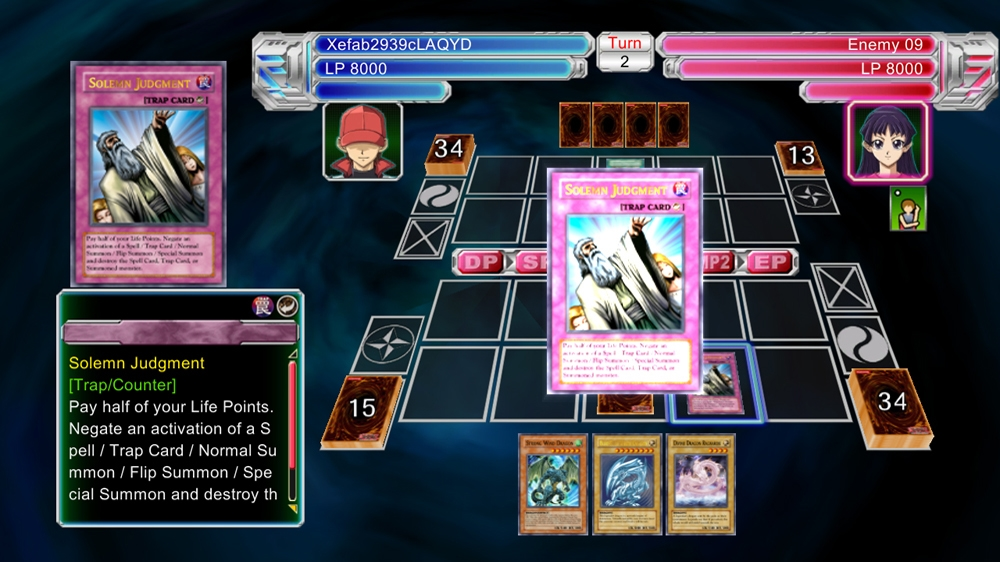 Image from Weapons of Power Deck