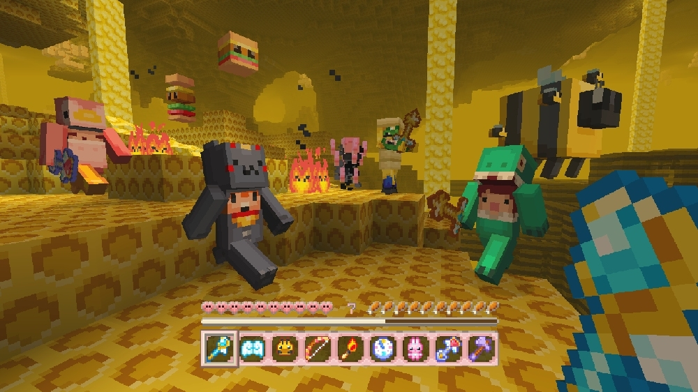 Image from Minecraft Super Cute Texture Pack