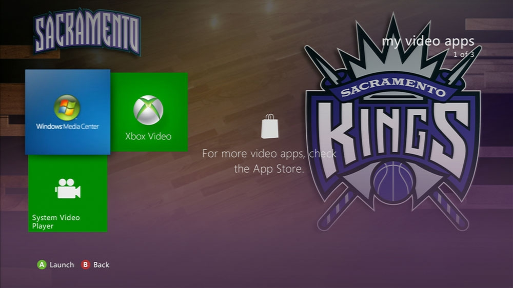 Image from NBA: Kings Game Time
